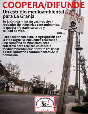 LA GRANJA: COOPERA Y DIFUNDE, UN ESTUDIO MEDIOAMBIENTAL PARA LA GRANJA
