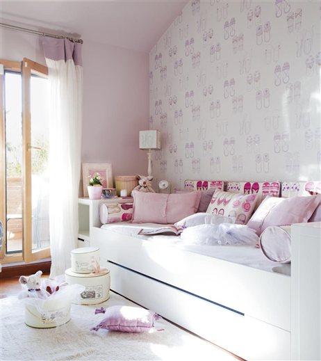 Apple pie and shabby style speriamo che sia femmina for Dormitorios juveniles de nina
