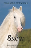 Horse books by Marsha Hubbler