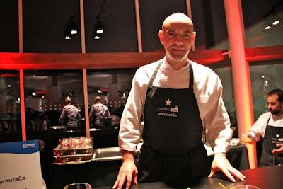 CHEF JOSEAN MERINO. Restaurante Perretxi&co. BLOG ESTEBAN CAPDEVILA