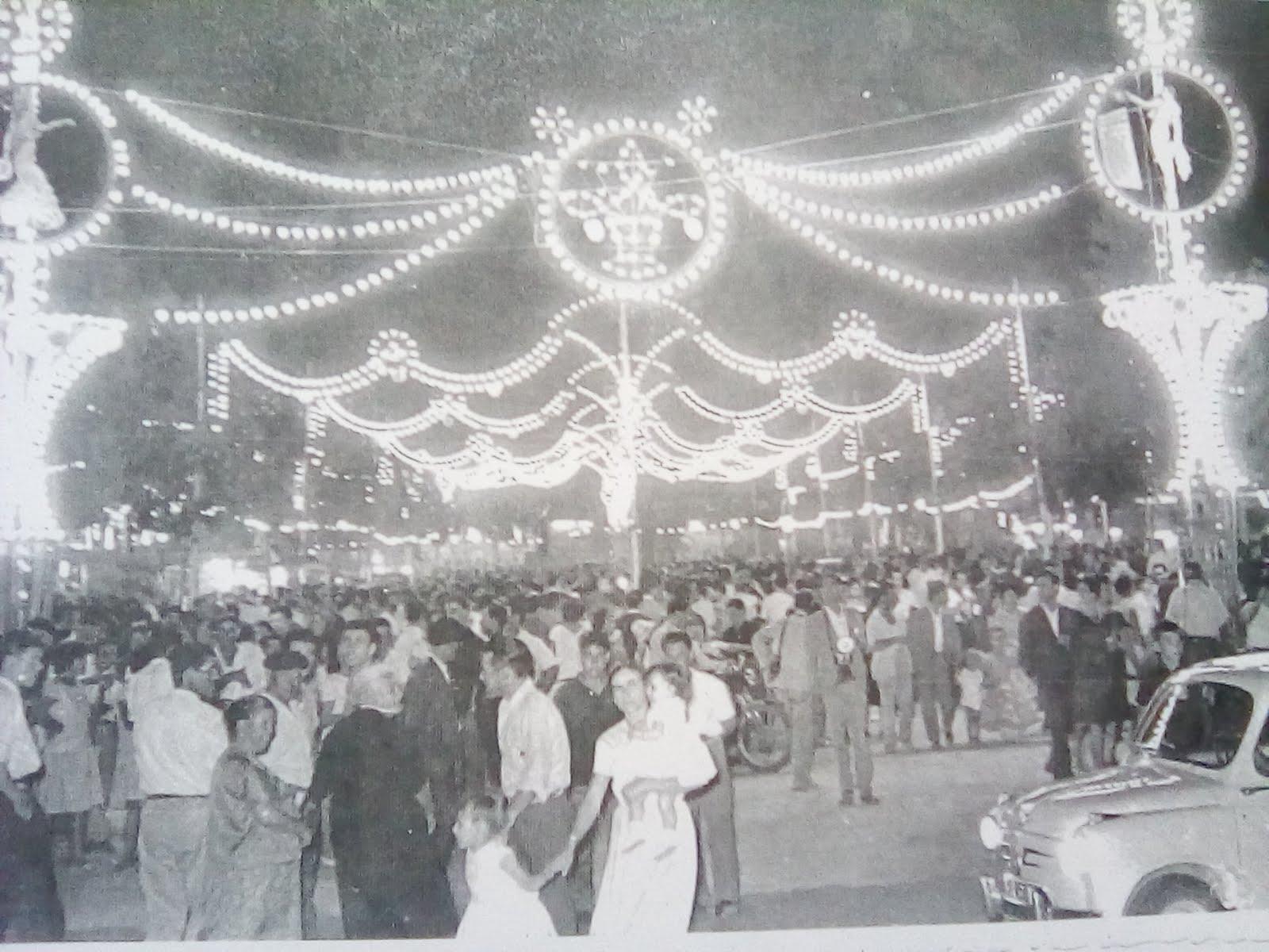 Feria y Fiestas de Sanlúcar la Mayor(1828-2020 )