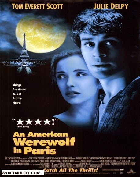 An American Werewolf in Paris 1997 Hindi Dubbed Dual DVDRip 300mb