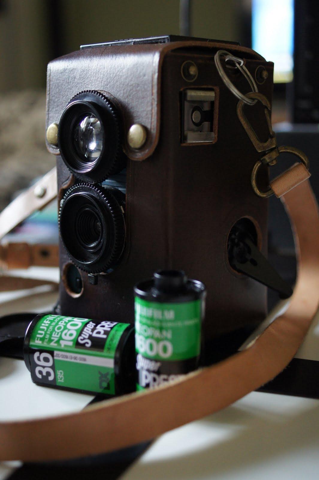 chiewata leathercraft workshop leather case for blackbird