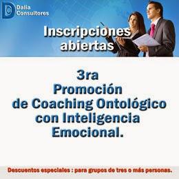 3ra Promoción Profesional de Coaching con Inteligencia Emocional