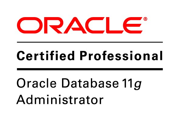 Oracle 11g DBA Certified