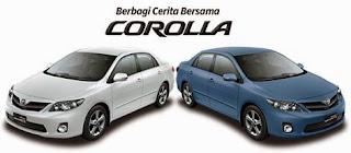 Sedan Corolla