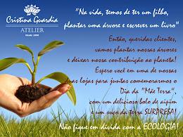 Não fique em divida com a #ecologia!