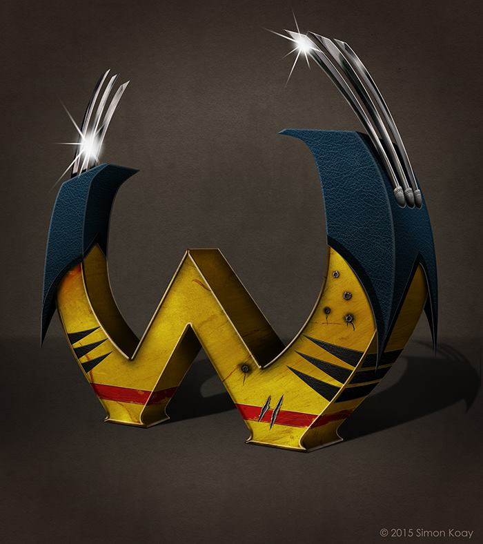 W for Wolverine