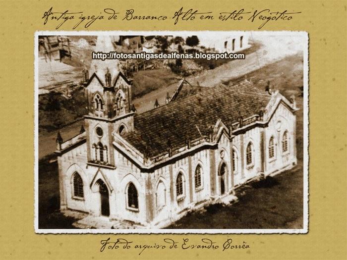 Igreja de Barranco Alto