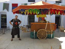 Carrusel de Madera