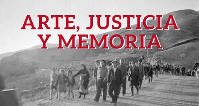Málaga 27 enero: Jornadas sobre Arte, Justicia y Memoria.