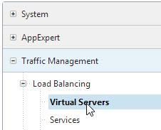 brain floss: HTTP Reverse Proxy using Citrix NetScaler VPX Express