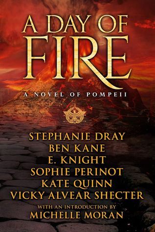 Review: A Day of Fire: a novel of Pompeii