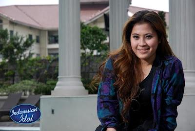 Belinda Indonesian Idol 2012