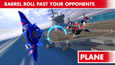 Sonic Racing Transformed Apk + Data