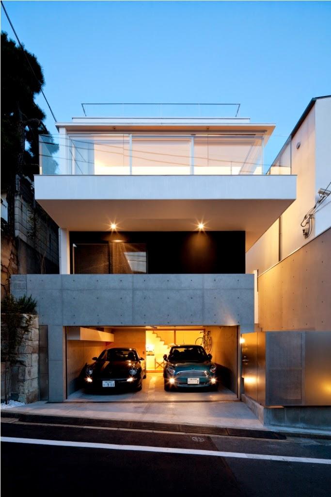 Rumah Minimalis 3 Lantai 5