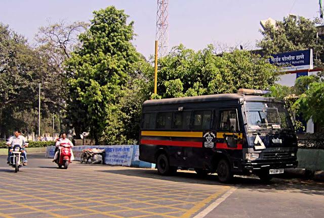 police transport