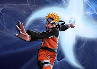 Naruto Attacking
