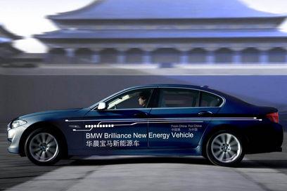 2011 BMW 5-Series Plug-In Hybrid