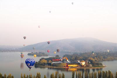 Canberra Balloon Fiesta Stills