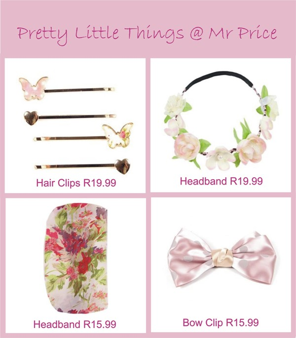 Pretty Little Things @ Mr Price