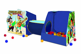 Right now on Amazon you can get this Jake and the Neverland Pirates Play Tent with Ball Pit for only $25.85! Itu0027s regularly $49.99 so this is nearly ...  sc 1 st  Jinxy Kids & Amazon: Jake and the Neverland Pirates Play Tent u0026 Ball Pit $25.85 ...
