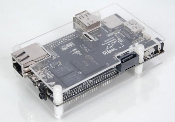 Cubieboard: Komputer Mini Pesaing Raspberry Pi dengan port SATA