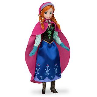 Anna Clasic Doll