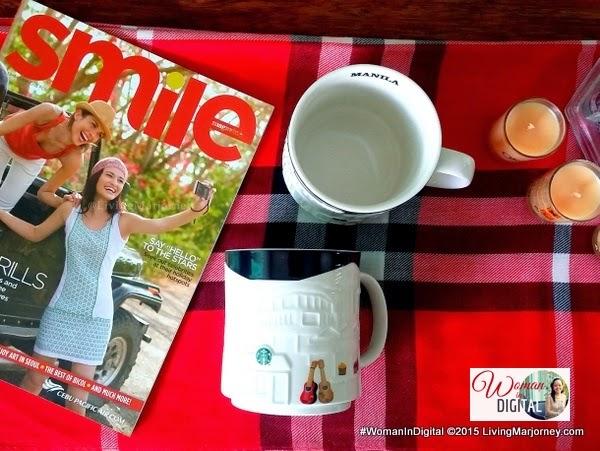 Limited Edition Philippine Starbucks Relief Mugs