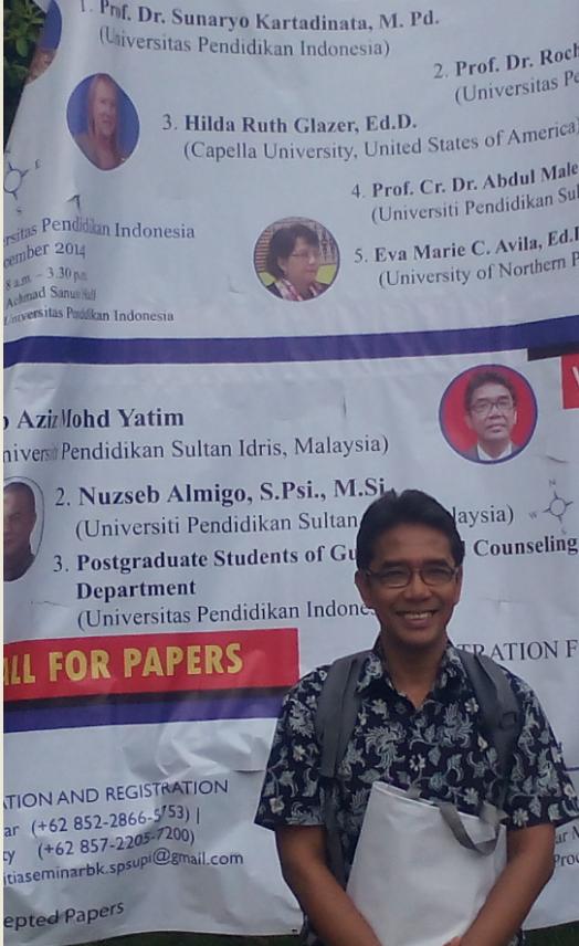 Keynote Speaker di Bandung