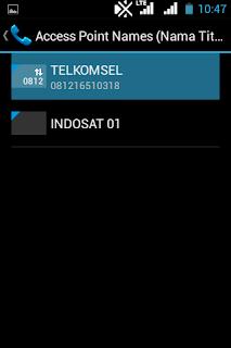 Cara Internetan Gratis Telkomsel Terbaru Tanpa Aplikasi Tambahan di Android