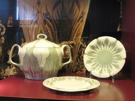 Krokus Porcelain meissen