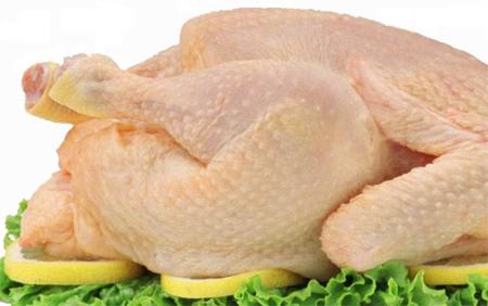 Pollo asado con guarnición al microondas