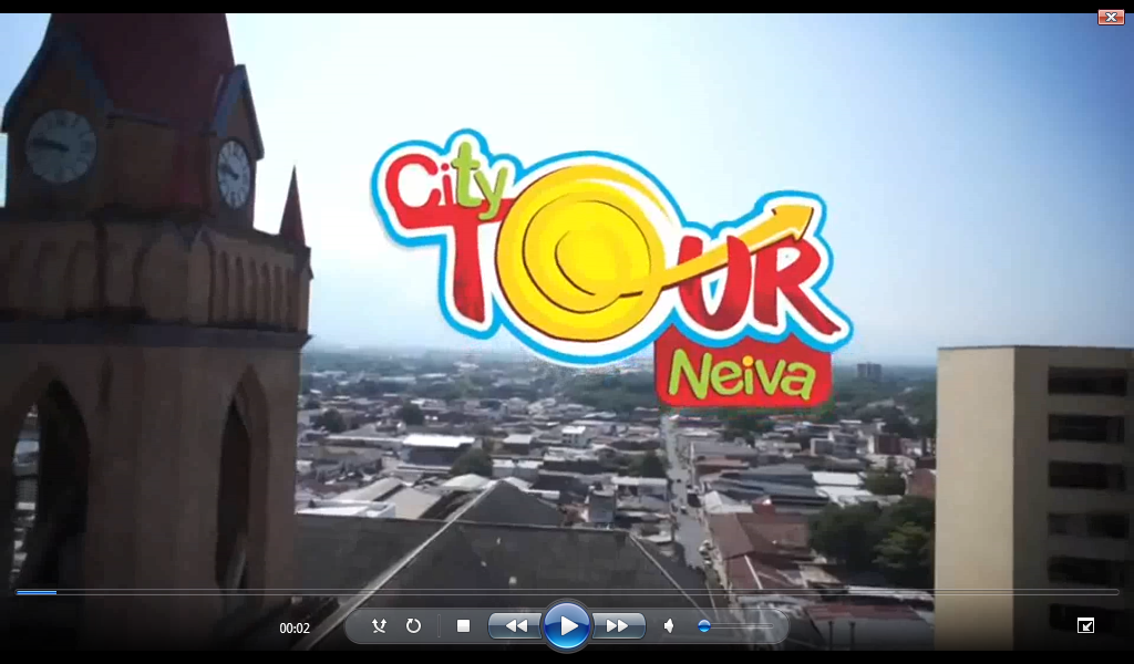 CITY TOUR NEIVA 400 AÑOS