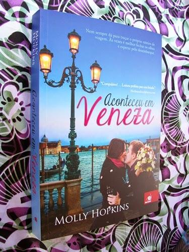 Aconteceu em Veneza * Molly Hopkins