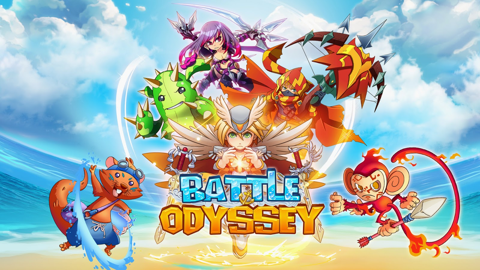 Battle Odyssey Gameplay IOS / Android