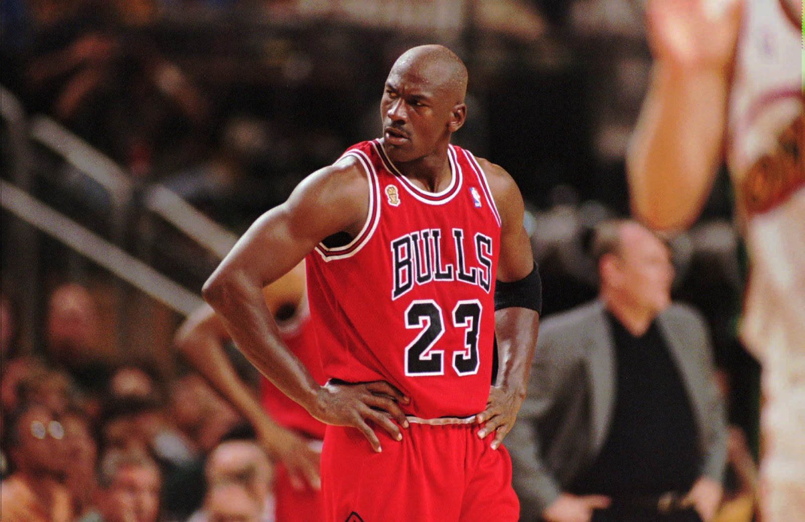 I Think Jordan Is The Greatest Perimeter Defender Of All Time Many Other Players Are Also In Discussion