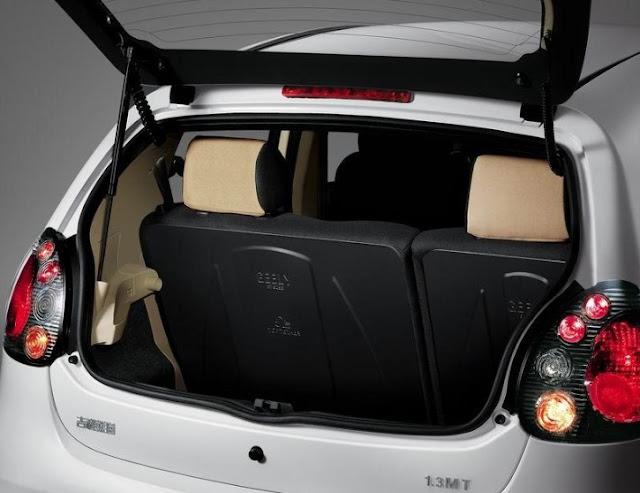 mobil interior panda geely