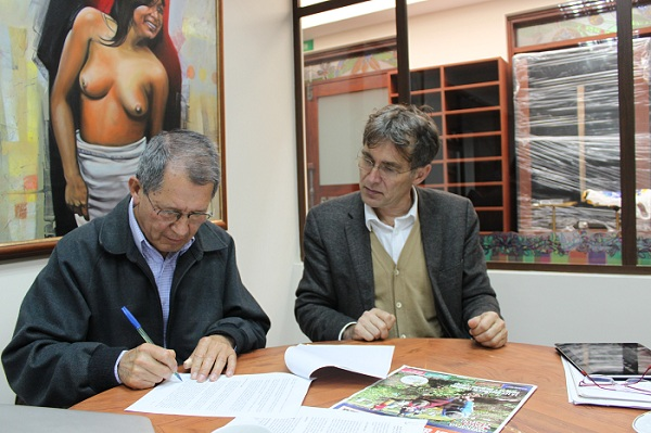 Mundo microfinanzas micronoticias de ecuador for Jardin azuayo