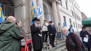 Le rabbin Namdar