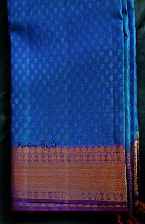 new silk saree design