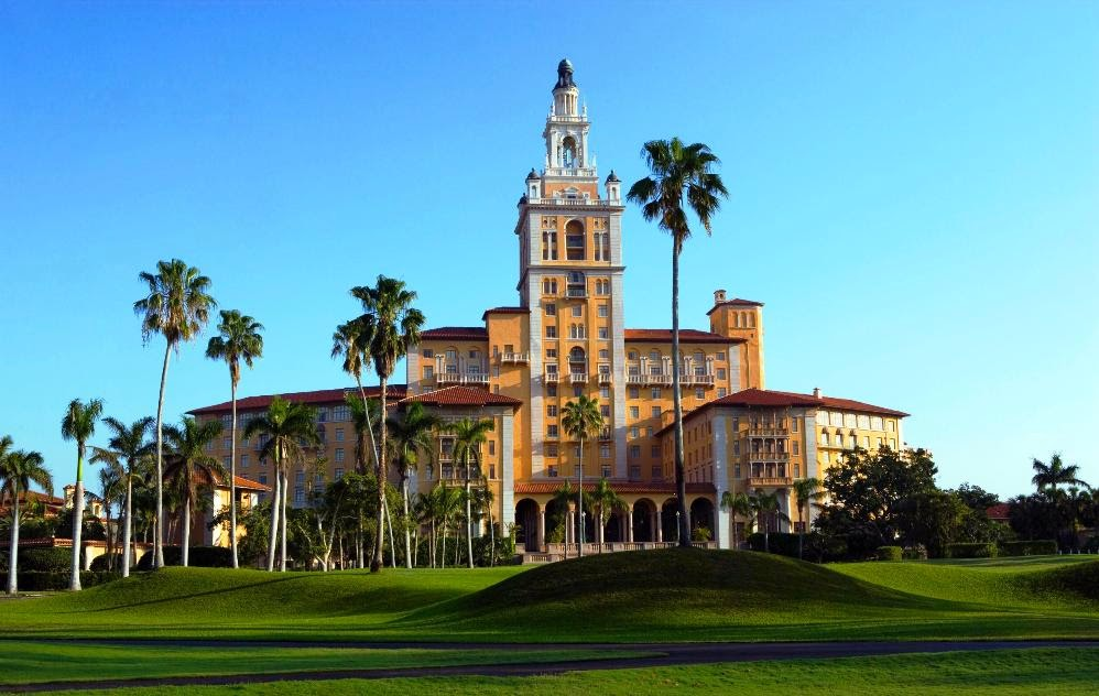 Teatro GableStage do Hotel Biltmore em Miami