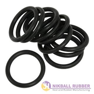 oring rubber nikball