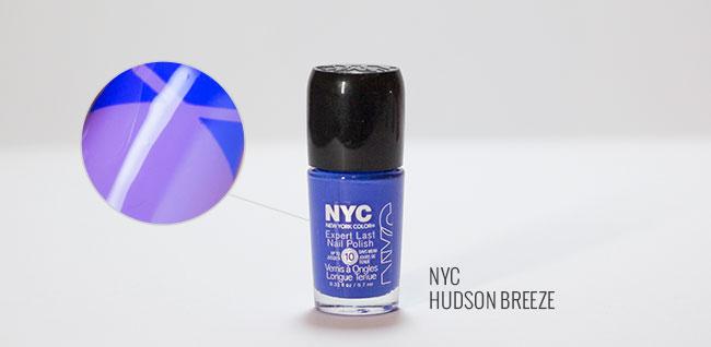 NYC Hudson Breeze