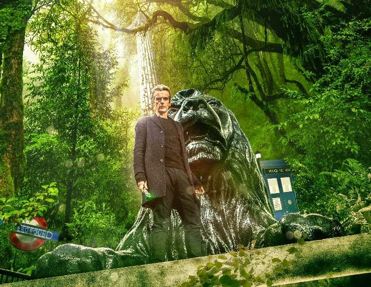 Doctor Who - Episode 8.10 - In The Forest Of The Night - Full Set of Promotional Photos *Updated*