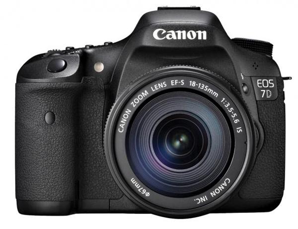 Fotografia di Canon EOS 7D con EF-S 15-85