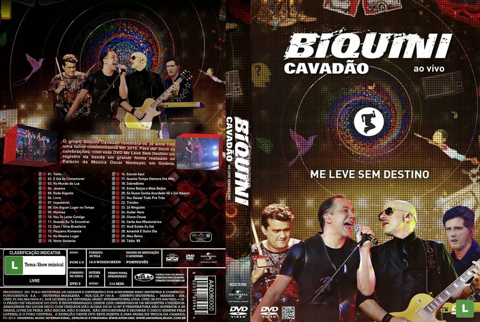 Download Biquini Cavadão Me Leve Sem Destino DVD-R Biquini 2BCavad C3 A3o 2B  2BMe 2BLeve 2BSem 2BDestino 2B  2BXANDAODOWNLOAD