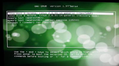 Comment faire pour restaurer GRUB 2 après la réinstallation de Windows XP/Vista/Win7
