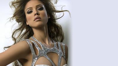 Jessica Alba Hot HD Wallpaper