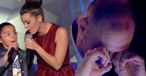 Johana y Vanesa cantan Solo Tu de Paula Rojo-Levántate Gala 2